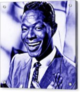 Nat King Cole Collection Acrylic Print