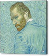 Our Loving Vincent Acrylic Print