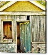One Country Farmhouse Acrylic Print