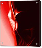 Original Star Wars Poster Acrylic Print