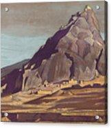Sanctuaries And Citadels Acrylic Print