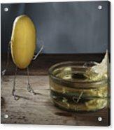 Simple Things - Potatoes Acrylic Print