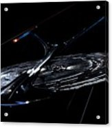 Star Trek Acrylic Print
