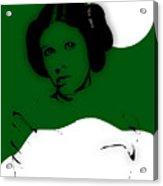 Star Wars Princess Leia Collection Acrylic Print