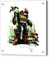 Steampunk Acrylic Print