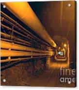 Sudbury Neutrino Observatory Sno Acrylic Print