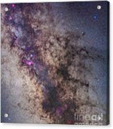 The Center Of The Milky Way Acrylic Print