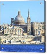 Valletta - Malta Acrylic Print