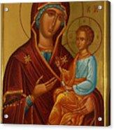 Virgin And Child Religious Art Acrylic Print