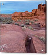 Wupatki National Monument Acrylic Print