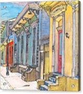 50 Acrylic Print by John Boles