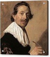 50chambr Frans Hals Acrylic Print