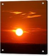 Sunsets Acrylic Print