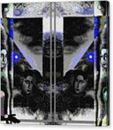 512   Island Of Sirens A Acrylic Print