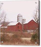 519 Farm Acrylic Print