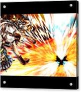 5549 Touhou Hd S Acrylic Print