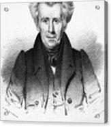 Andrew Jackson (1767-1845) Acrylic Print by Granger