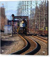 5664 Norfolk Southern Engine Acrylic Print