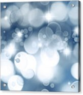Abstract Background Acrylic Print