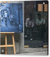 5712 - Tianzifang Acrylic Print