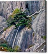 5786- Yellow Mountains  Acrylic Print