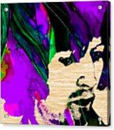 Eric Clapton Collection Acrylic Print