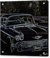 58 Fleetwood Acrylic Print