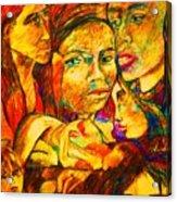 Janas Acrylic Print