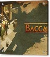 59906 Baccano Acrylic Print