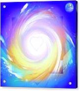 5d Activation Portal Acrylic Print