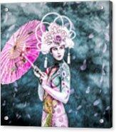 ... Acrylic Print