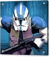 A Star Wars Art Acrylic Print