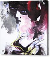 Abstract Figure Art Acrylic Print