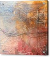 Abstrait  Acrylic Print
