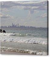Australia - Coolangatta Beach Acrylic Print