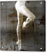 Ballerina Acrylic Print