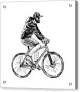 Bike Life  Acrylic Print