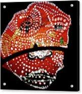 Bikira Maria Acrylic Print