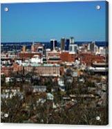 Birmingham Alabama Acrylic Print