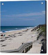 Brevard County Florida Beaches Acrylic Print