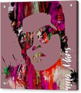 Bruno Mars Collection Acrylic Print