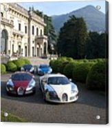 Bugatti Acrylic Print