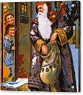 Christmas Card Acrylic Print by Granger