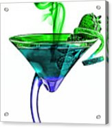 Cocktails Collection Acrylic Print
