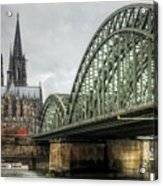 Cologne Germany Acrylic Print