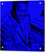 Fats Domino Collection Acrylic Print