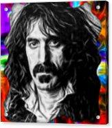 Frank Zappa Collection Acrylic Print