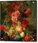 Fruit Piece Acrylic Print