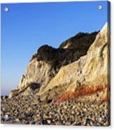 Gay Head Cliffs Acrylic Print