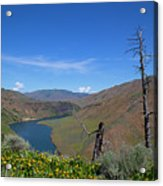 Idaho Landscape Acrylic Print